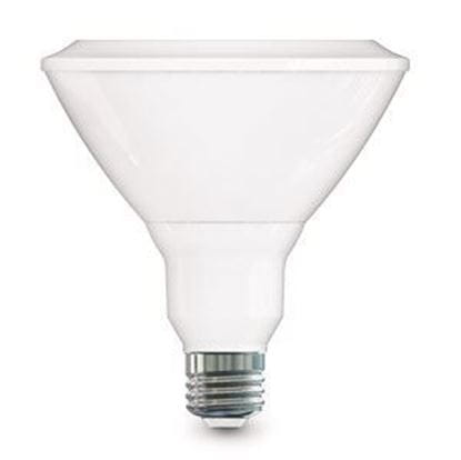 Picture of LED Bulbs PAR Outdoor Indoor Reflector PAR38 120V Spot (Narrow Flood) 25° 3000K 19PAR38 30K 25D Dimmable 3yr